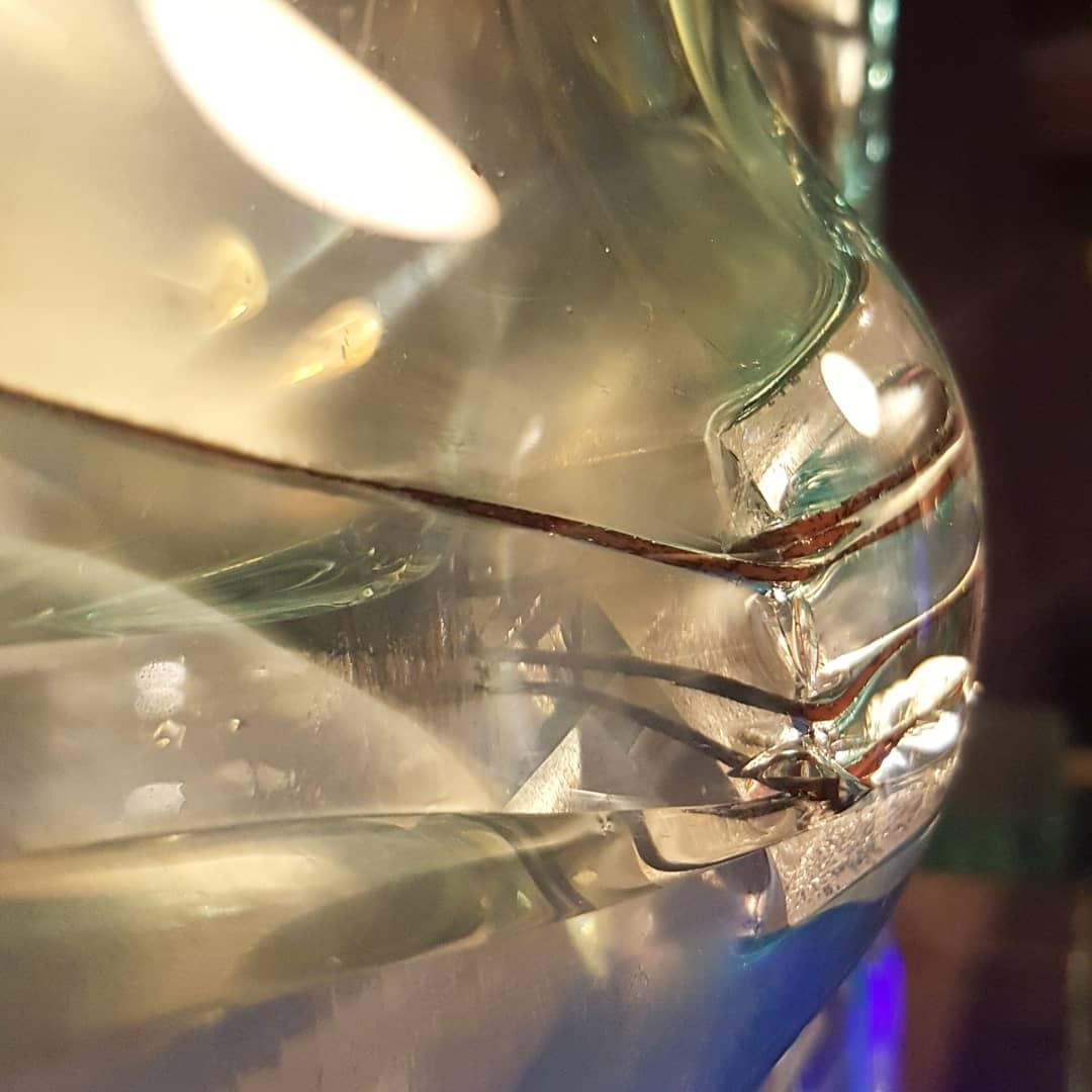 Sculpture métal et verre acier et verre paul estier artiste 2018 lausanne genève neuchatel yverdon (13)