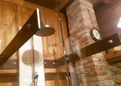 Sculpture acier verre suisse art Paul Estier exposition photo (13)