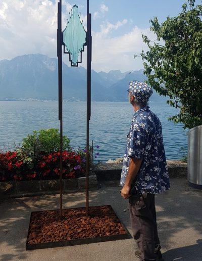 Paul Estier Biennale Montreux