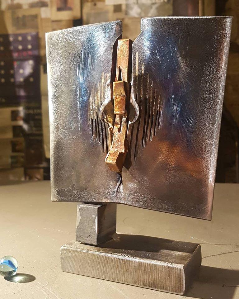 Révolté_Paul_Estier_Sculpture2019