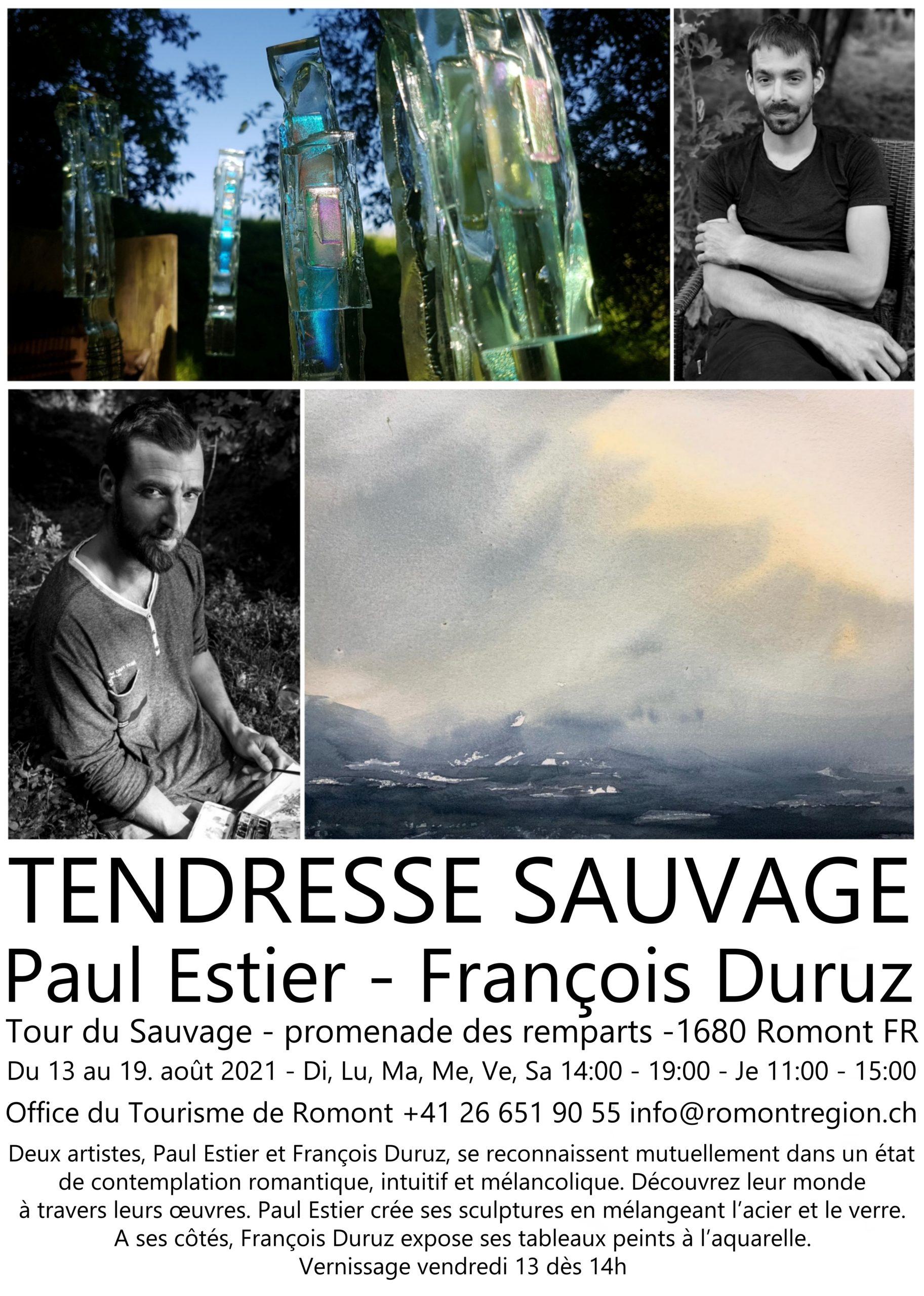 Tendresse sauvage_Tour du Sauvage_Paul Estier et François Duruz